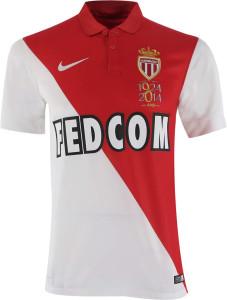 Monaco maillot collector 90 ans 2014-2015