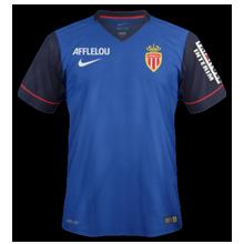 Maillot foot extérieur AS Monaco 2014 2015