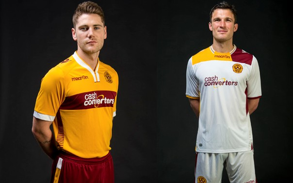 Motherwell Maillots