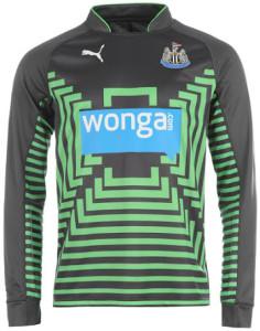 Newcastle 2015 maillot de gardien domicile