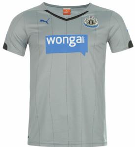 Newcastle 2015 maillot foot extérieur