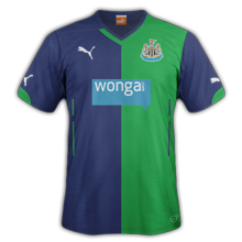 Newcastle 2015 maillot foot third 2014 2015