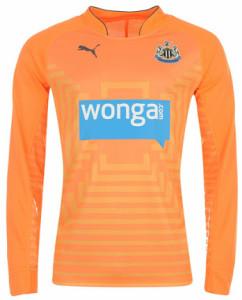 Newcastle 2015 maillot gardien exterieur