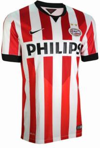PSV 2015 maillot domicile Eindhoven