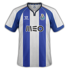 Porto 2015 maillot domicile
