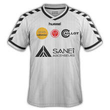 Reims 2015 maillot third football