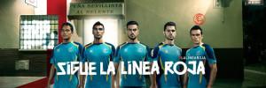 Seville 2014 2015 maillot exterieur officiel