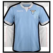maillot domicile Lazio Rome 2015