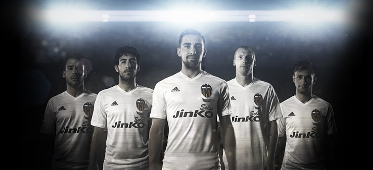 Valencia 2014 maillot special adidas