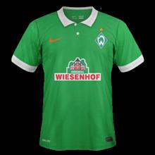 Werder Breme 2015 maillot domicile de football