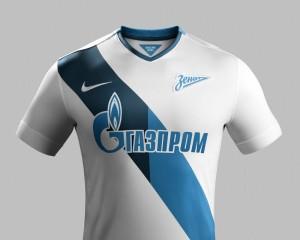 Zenit 2015 maillot football exterieur