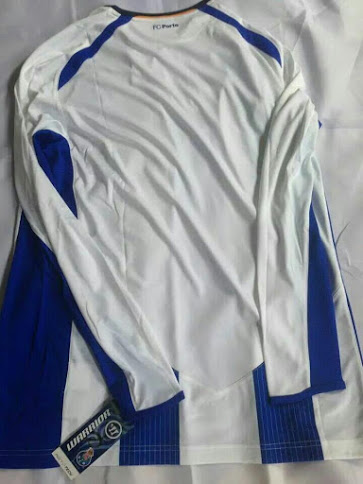 dos maillot Porto 2015 domicile football