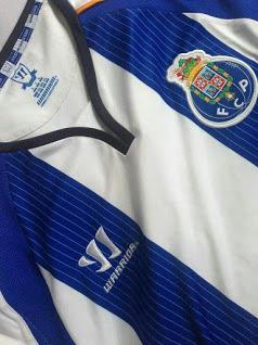 maillot foot Porto 2015 domicile 2014 2015