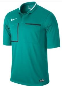 maillot arbitre Ligue 1 2015 bleu