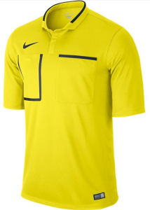 maillot foot arbitre Ligue 1 2014-2015