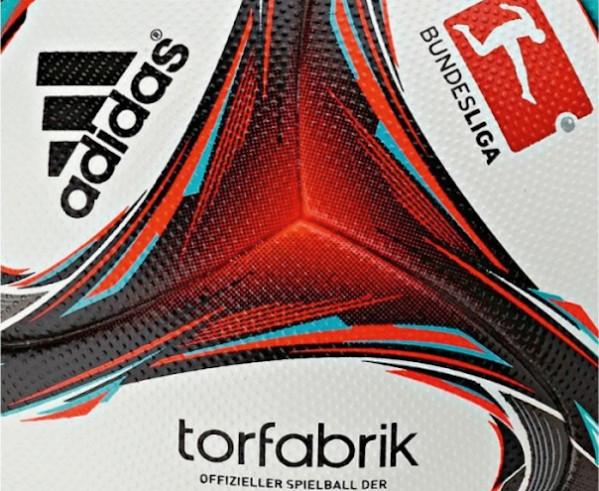 Ballon Bundesliga 2014-2015 torfabrik
