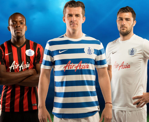 Maillots QPR 2015 queens park rangers football