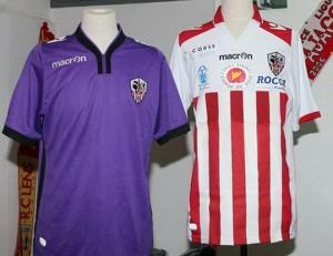 AC Ajaccio 2015 maillots de foot