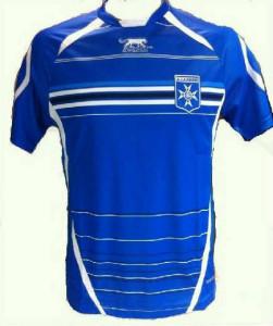 AJ Auxerre 2015 maillot exterieur