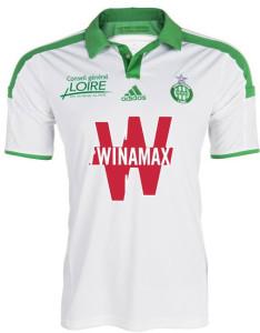 AS Saint-Etienne 2015 maillot ASSE exterieur