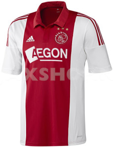 Ajax 2015 maillot domicile football 14-15
