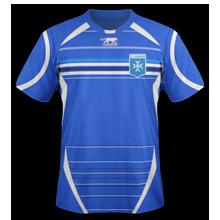 Auxerre 2015 maillot exterieur AJA