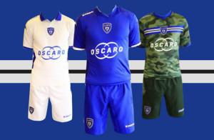 Bastia 2015 maillots de football 2014 2015