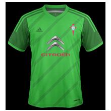 Celta Vigo 2015 maillot foot exterieur
