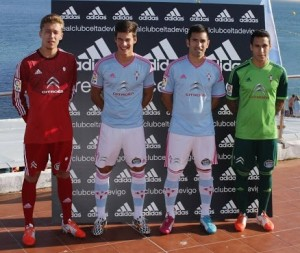 Celta Vigo 2015 maillots de foot 2014 2015