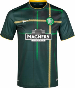 Celtic 2015 maillot foot exterieur Celtic Glasgow