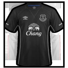 Everton 2014 2015 maillot exterieur
