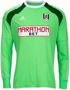Fulham 2015 maillot de gardien