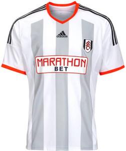 Fulham 2015 maillot domicile