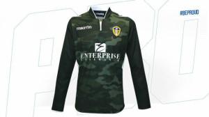Leeds 2015 maillot gardien