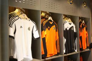 Maccabi Tel Aviv 14-15 maillots foot gardien