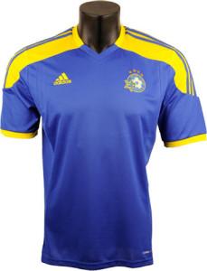 Maccabi Tel Aviv 2015 maillot exterieur