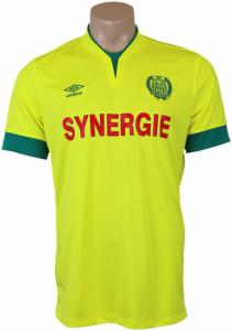 Nantes 2015 maillot foot domicile 14 15