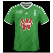 Saint-Etienne 2015 maillot ASSE domicile 2014 2015