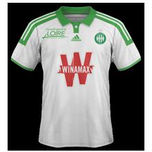 Saint-Etienne 2015 maillot ASSE exterieur 2014 2015