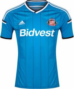 Sunderland 2015 maillot exterieur