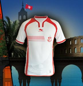 Tunisie 2015 maillot domicile 2014 2015