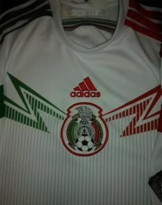 maillot foot mexique blanc coupe du monde 2014