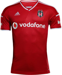 Besiktas 2015 maillot de foot third