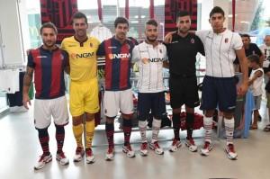 Bologne 2015 les maillots de football 14 15
