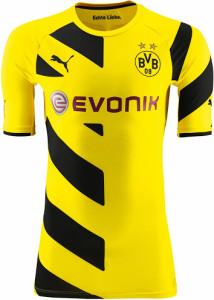 Borussia Dortmund 14 15 maillot domicile football