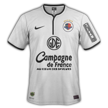 Caen 2015 maillot de foot third