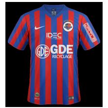 Caen 2015 maillot domicile