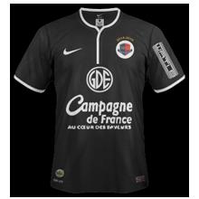 Caen 2015 maillot foot exterieur
