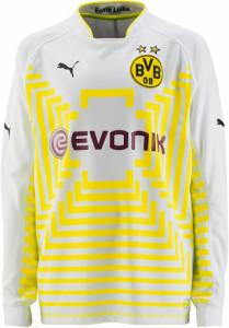 Dortmund 2015 maillot gardien blanc 14 15