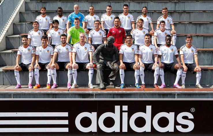 FC Valence 2015 maillot foot domicile officiel